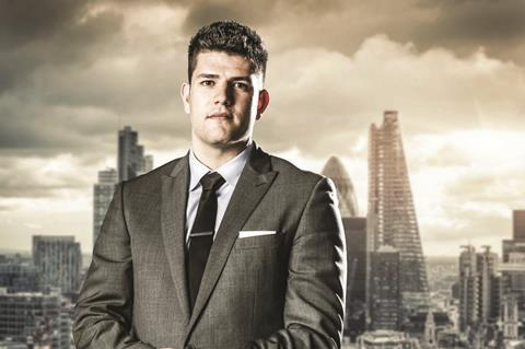 Mark Wright, The Apprentice 2014 Winner