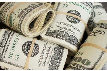 Money, dollars, cash