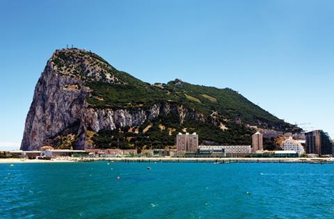 Gibraltar, rock