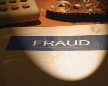 Fraud image