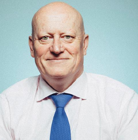 Mike Bruce, Bluefin chief exec