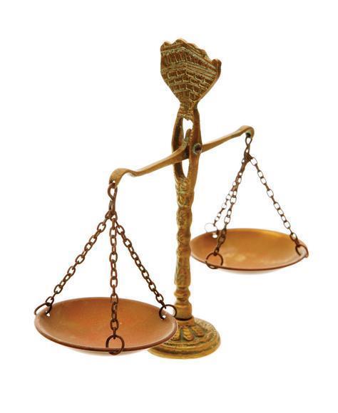 Scales: A Fine Balance