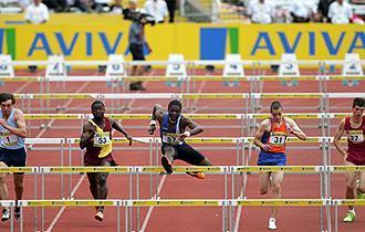 Aviva sponsoring UK athletics