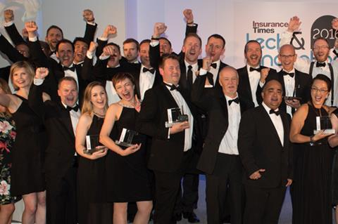 Insurance Times Tech & Innovation Awards