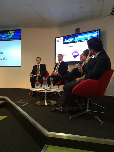 First panel on demystifying cyber risks, security and insurance for UK businesses