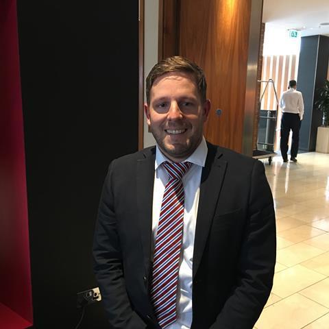 Matt Field, Alps head of sales and marketing
