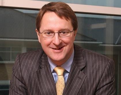 Steven Lewis Zurich UK chief executive