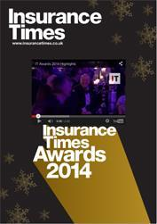 IT Awards 2014 cover