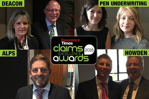 Deacon Pen Alps Claims awards