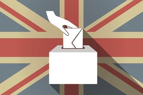 Shock election result