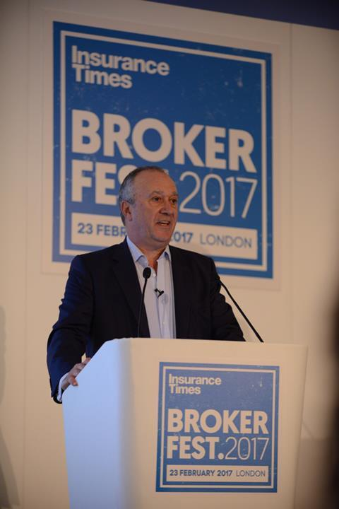 Mike Hammond Brokerfest