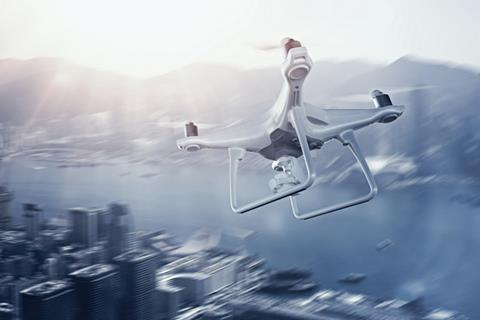 drones insurance market $1b by 2020