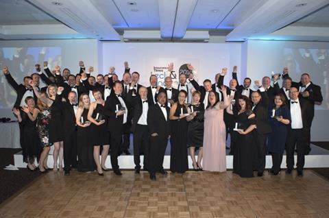 Insurance Times Tech & Innovation Awards 2016 winners