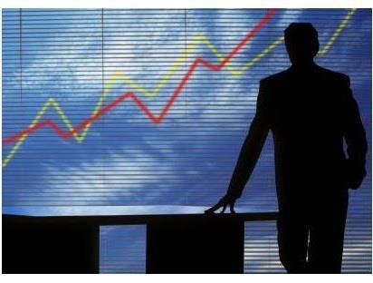 money graph profit going up upwards financial