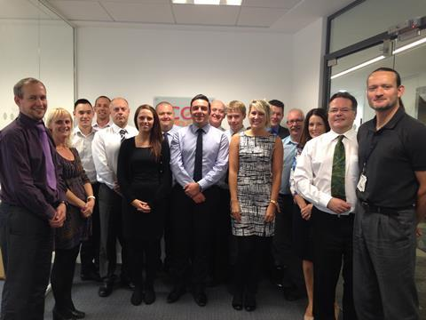 Covea Sterling manchester team