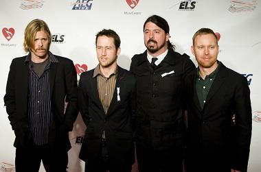 Foo fighters cropped
