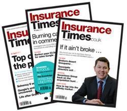Insurance Times magazines