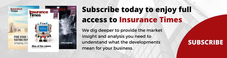 Subscribe to Insurance Times