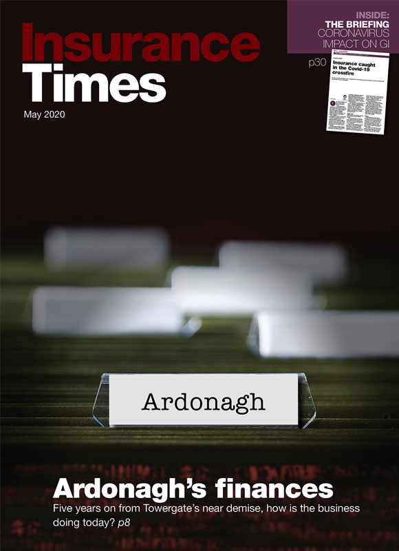 Ardonagh's finances: Five years from Towergate's near demise, how is the business doing today? | May 2020 Issue | Insurance Times