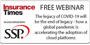 The legacy of COVID-19 will be the end of legacy | Webinar | Insurance Times