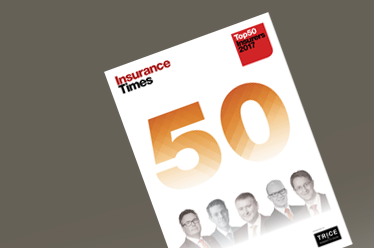 Top 50 Insurers