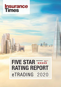 eTrading Report 2020 | Five Star RAtings | Insurance Times