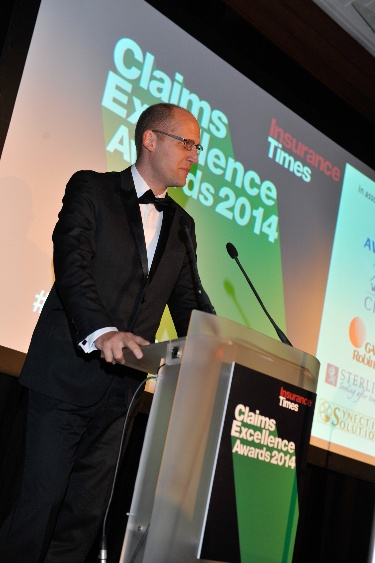 2014 Insurance Times Claims Excellence Awards
