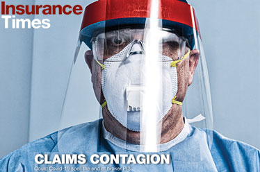 Insurance Times July/August 2020 issue