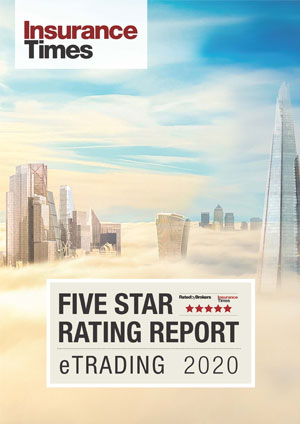 eTrading report 2020 | Five Star ratings, created for brokers, by brokers | Insurance Times