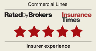 Five star ratings report, Insurer experience rated by bokers | Commercial Lines 2019/20 | Insurance Times