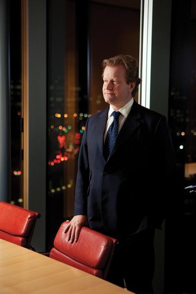 Martin South, chief executive, Marsh UK