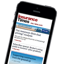 Sign up to Insurance Times newsletters